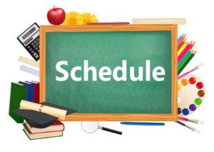 school-schedule